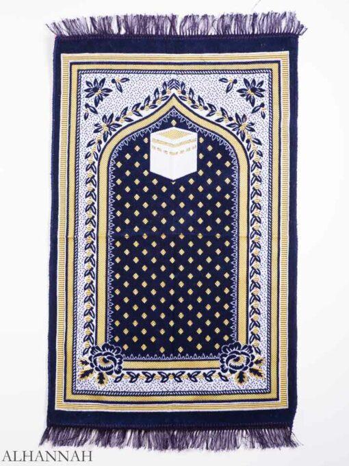 Turkish Prayer Rug Diamond Arched Kaaba Motif ii1149 (2)
