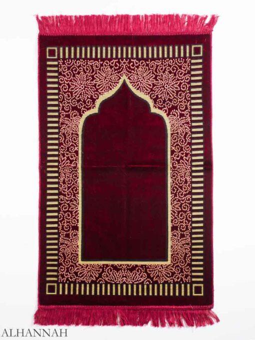 Turkish Prayer Rug Floral Arch Motif ii1148 (1)