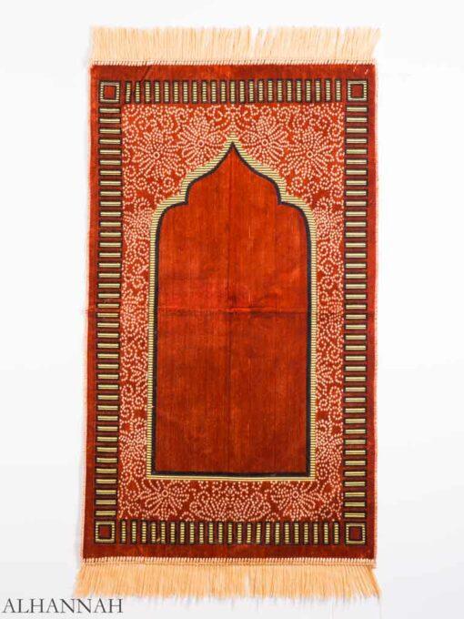 Turkish Prayer Rug Floral Arch Motif ii1148 (2)