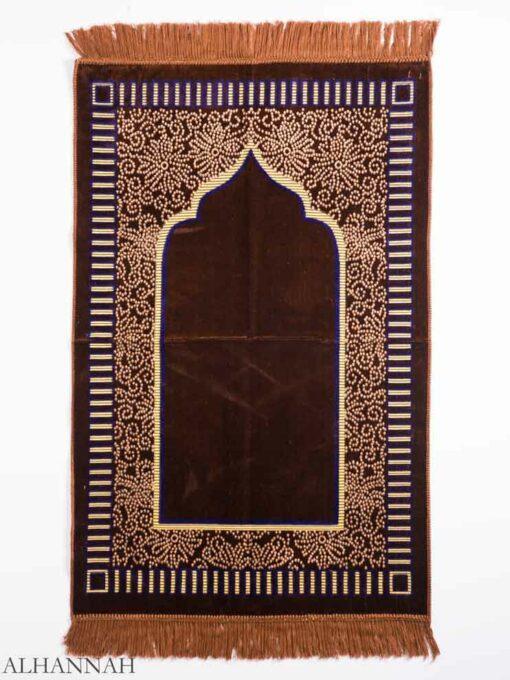 Turkish Prayer Rug Floral Arch Motif ii1148 (3)