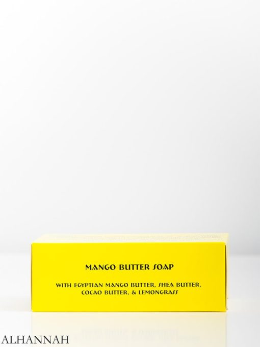 African Mango Butter Soap with Egyptian Mango Butter and Shea butter gi960 (4)