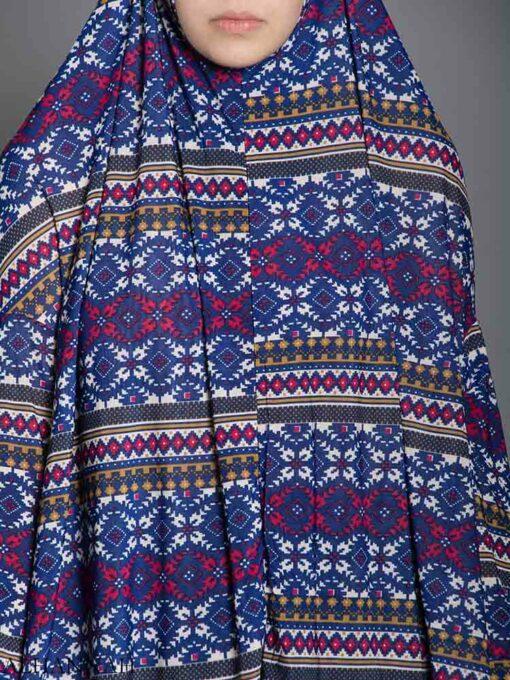 Diamond-Snowflake Two-Piece Prayer Outfit ps460 (3)
