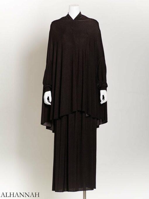 Diamond-Tread Two-Piece Prayer Outfit ps461 (1)