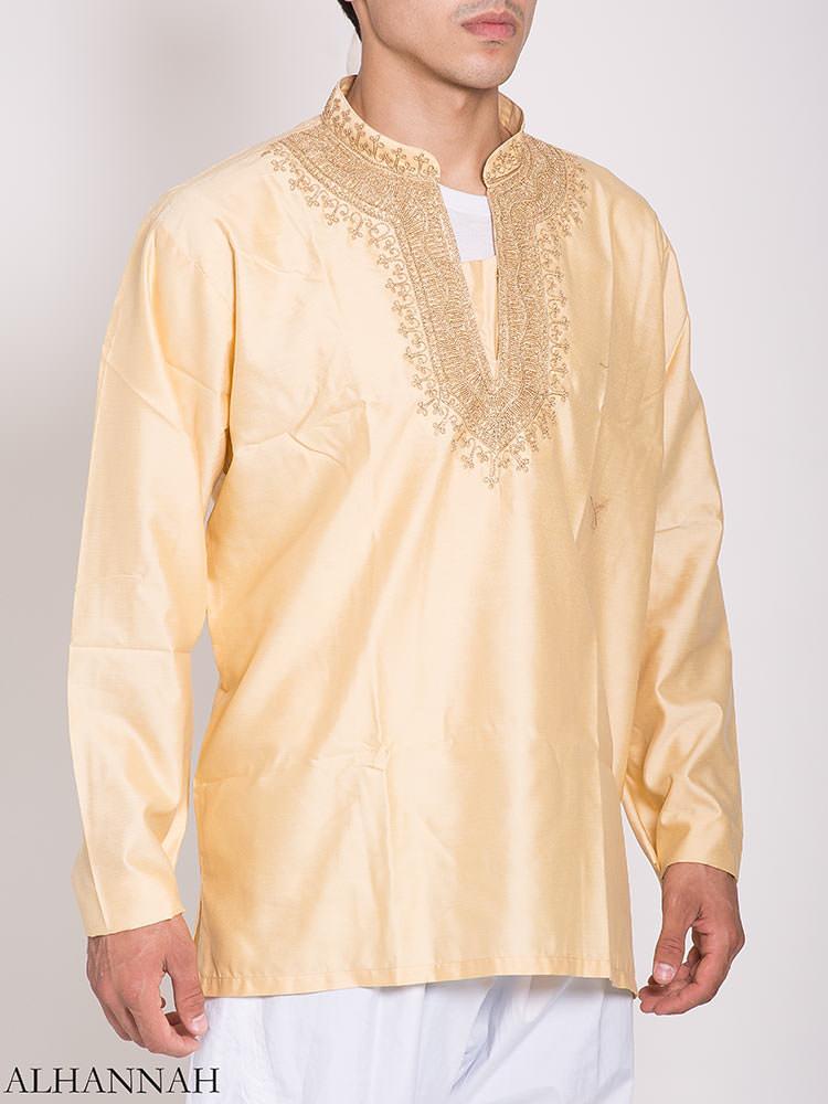 Pakistani Embroidered Kurta me779 (1)