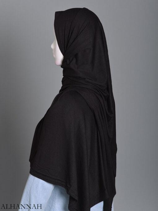 Soft Jersey Shayla Hijab hi2173 (7)