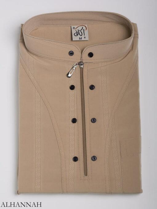 Striped Ikaf Kurta shirt me786 (10)