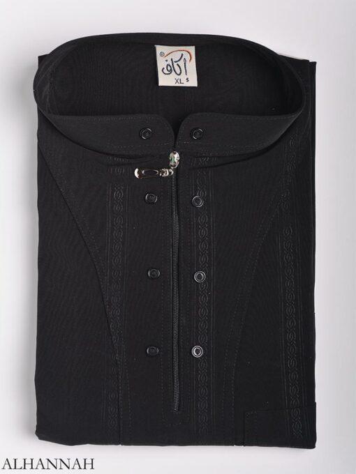 Striped Ikaf Kurta shirt me786 (6)