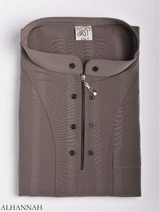Striped Ikaf Kurta shirt me786 (9)