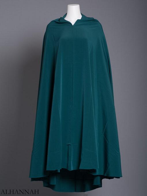 Plain Solid Color Long Khimar hi2175 (12)