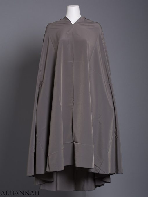 Plain Solid Color Long Khimar hi2175 (9)