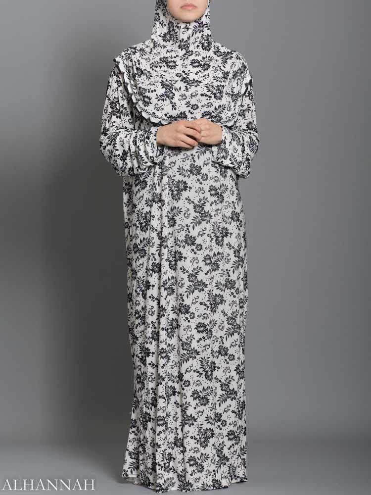 Chrysanthemum Sparkle Prayer Outfit - One Piece