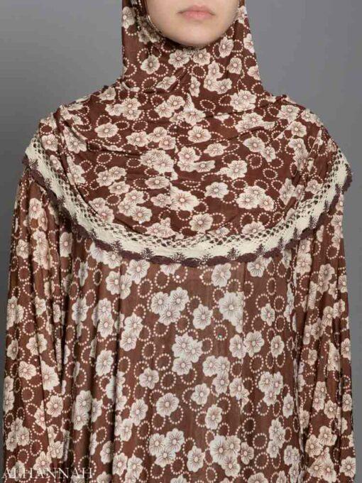 Anemone Bubbles Prayer Outfit Closeup