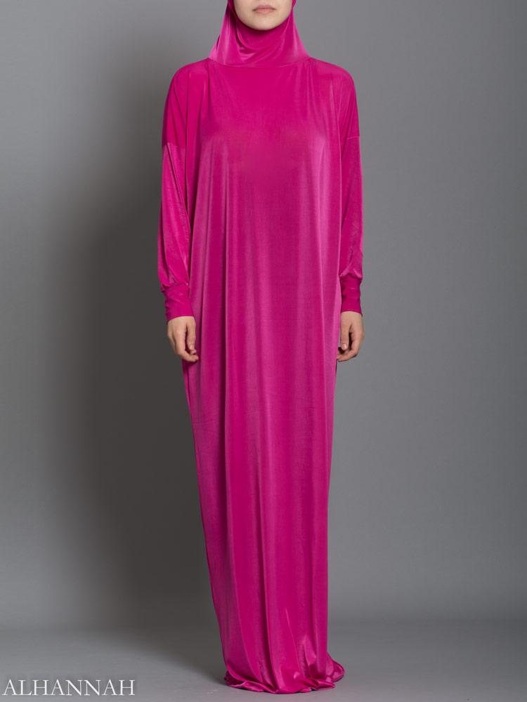 Plain Pink Prayer Outfit
