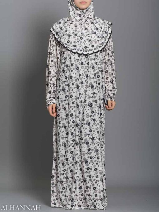 Speckled Anemone Prayer Outfit