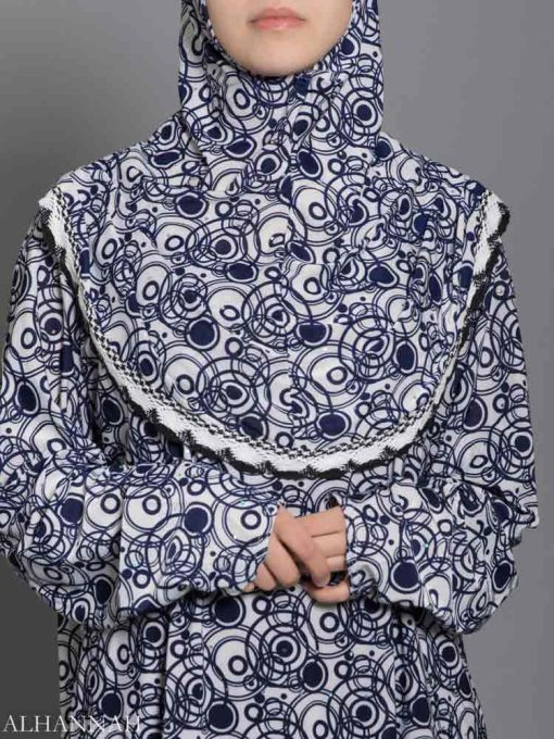 Twirly Prayer Outfit - Close Up