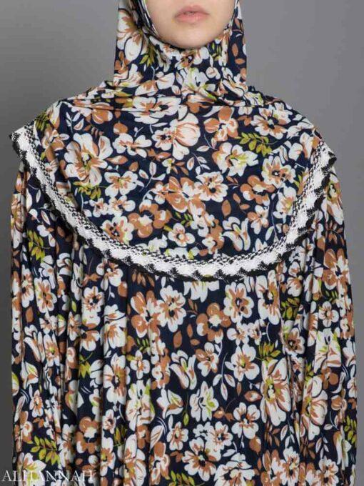 Vanilla Forest Prayer Outfit Closeup
