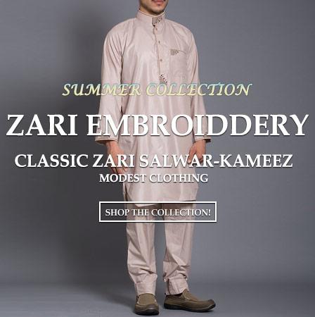Муслиманска исламска облека Salwar-Kameez 6-18-19-m