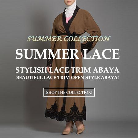 Женска исламска облека Abaya 6-18-19-m
