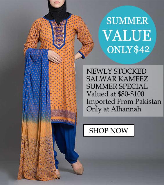 Женски Salwar Kameez само $ 42 лето 2019