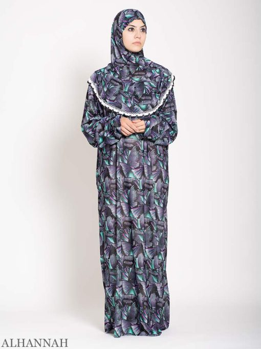 Abstract Fans One piece Prayer outfit