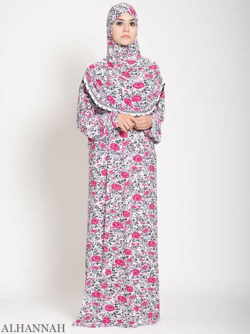 Azalea Blossom One Piece Prayer Outfit 2