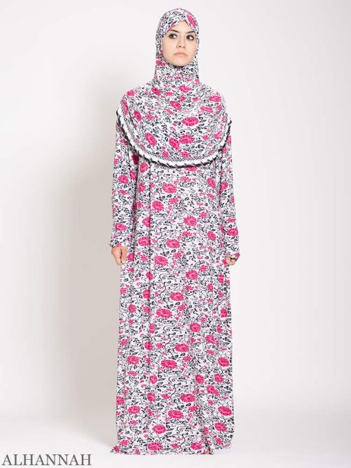 Azalea Blossom One Piece Prayer Outfit