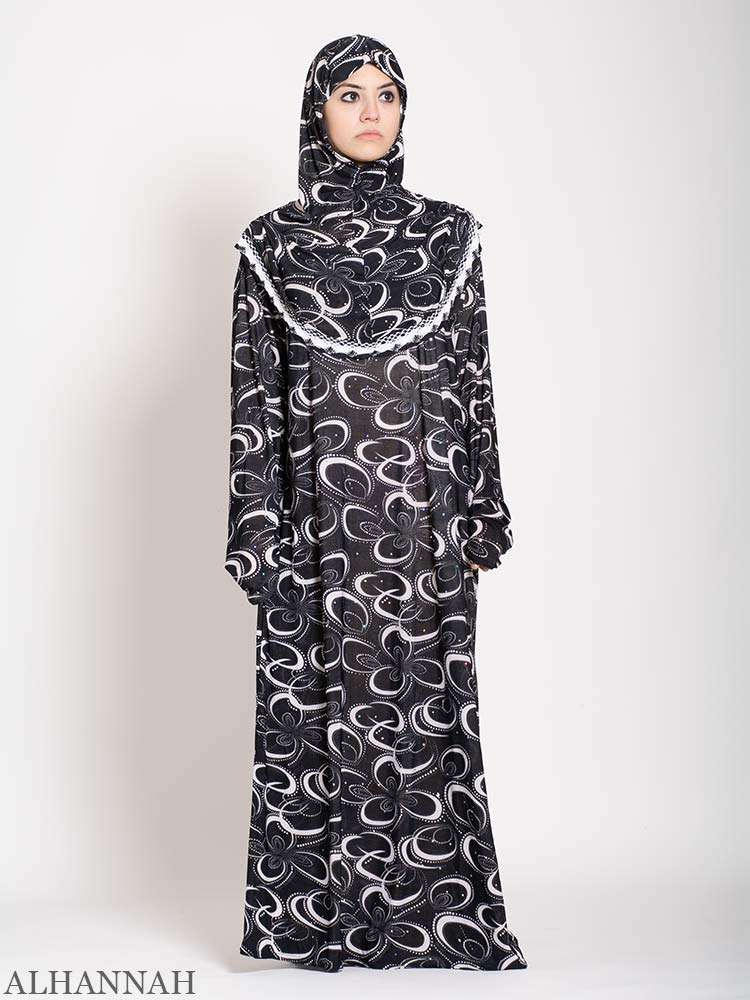 Black Clover Abstract One Piece Prayer Outfit