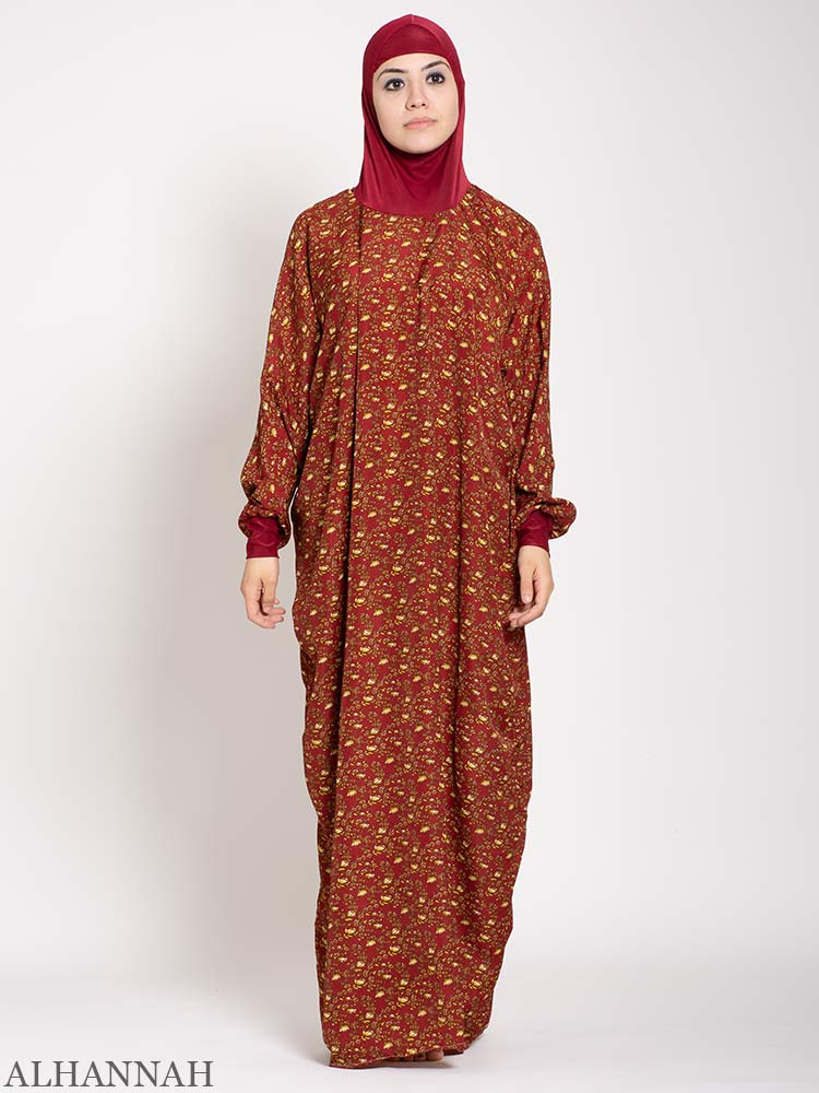 Copper Buds One Piece Prayer Outfit