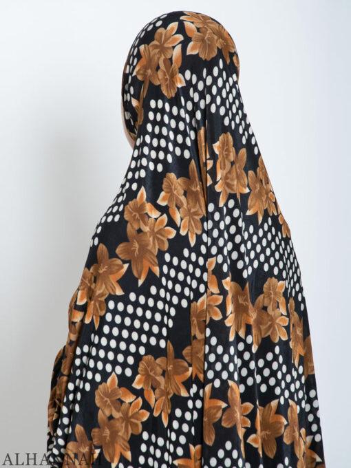 Copper-Orchid-Amira-Hijab-Print