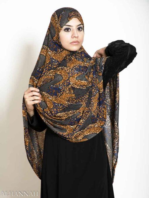 Jungle Violet Amira Hijab 2