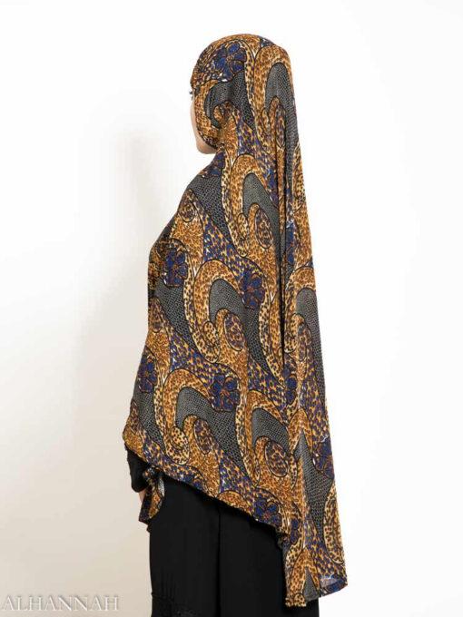 Jungle Violet Amira Hijab