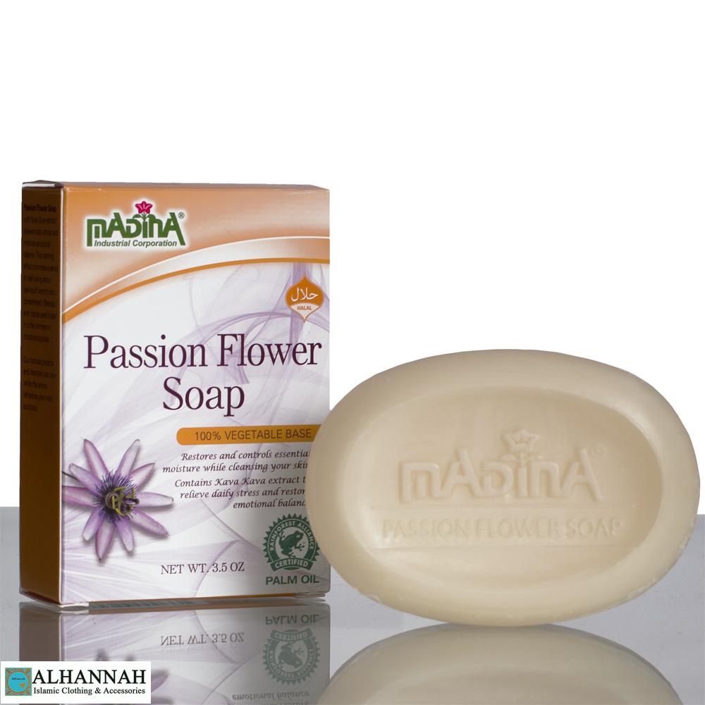Halal-Passion-Flower-Soap