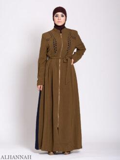 Premium Jilbab with Side Panels