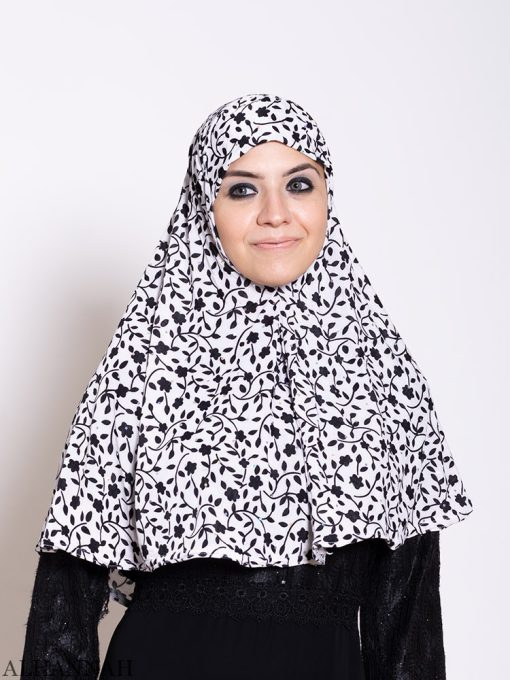 Blossoming Vines Amira Hijab