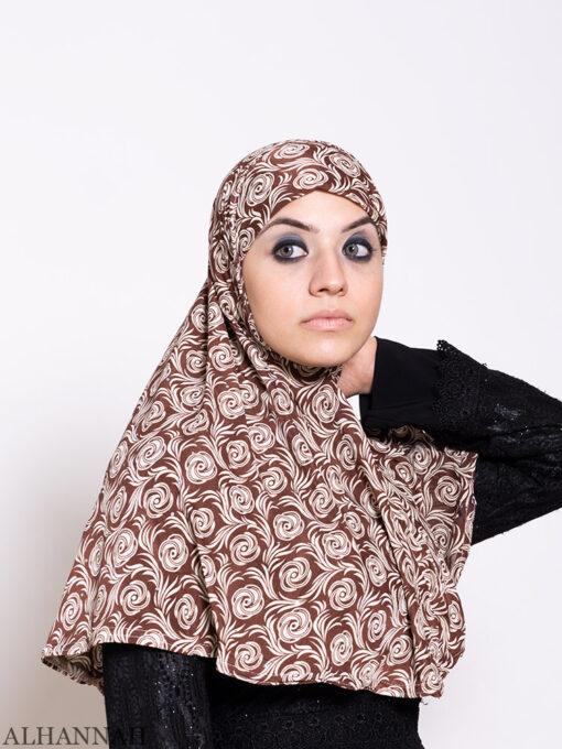 Cinnamon Swirls Amira Hijab 2