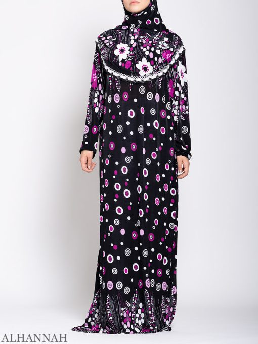 Floral Treasures One Piece Prayer Outfit ps535