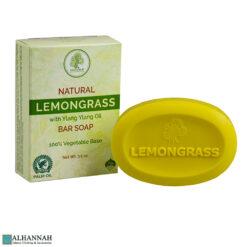 Lemongrass-Halal-Soap-with-Ylang-Ylang