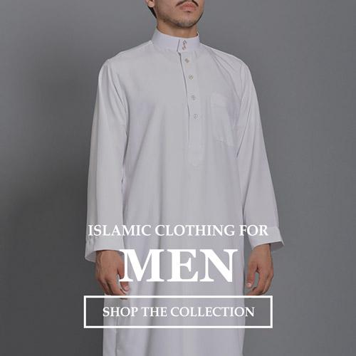 Mens Islamic Clothing