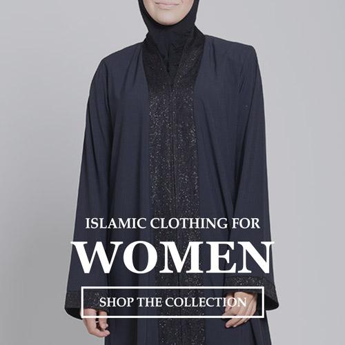 Womens Islamic Clothing