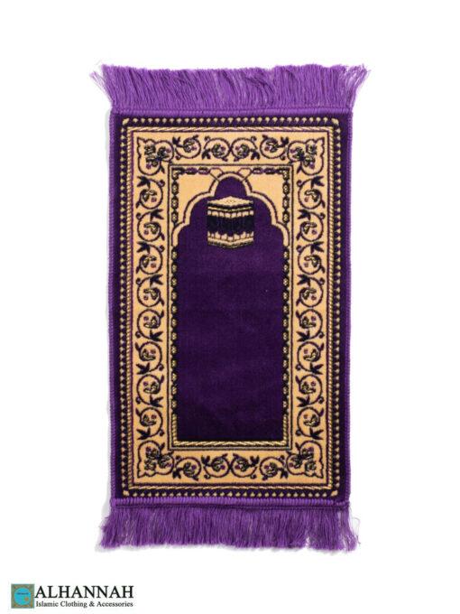 Kids Purple-Prayer-Rug