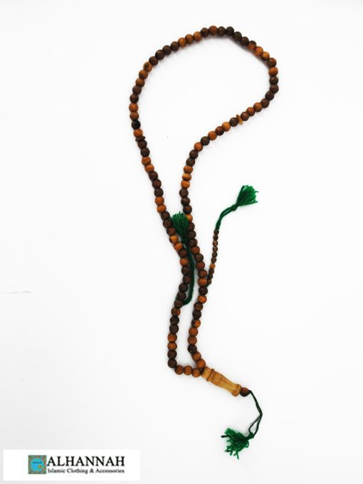 Olive Wood Tasbih 99 beads