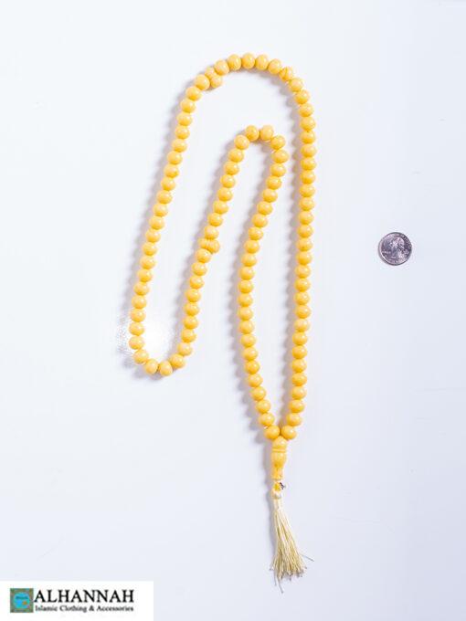 Tan Tisbah Islam Prayer Beads - 2
