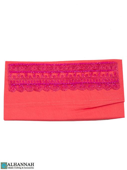 Hijab Underscarf Coral Pink
