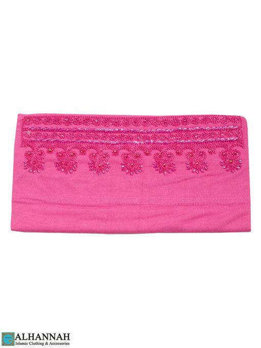 Hijab Underscarf Pink Tulip