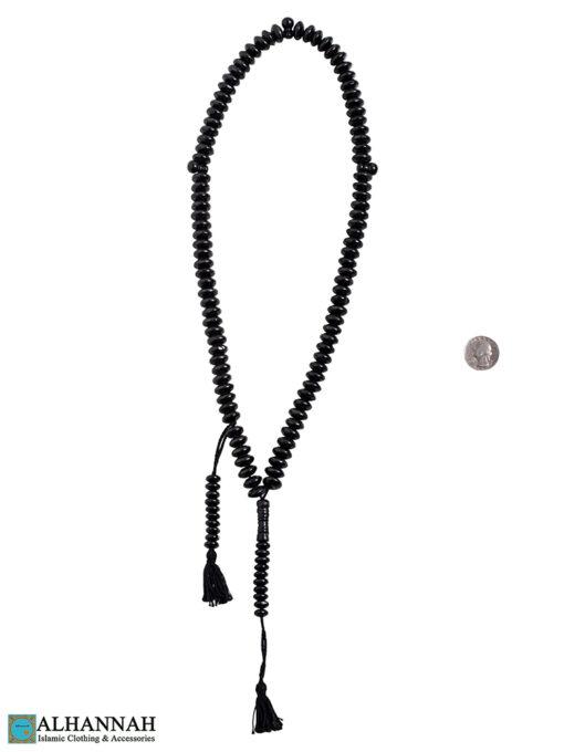 Wooden Tasbih 99 Beads 2