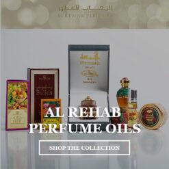 Al Rehab Perfume Oils