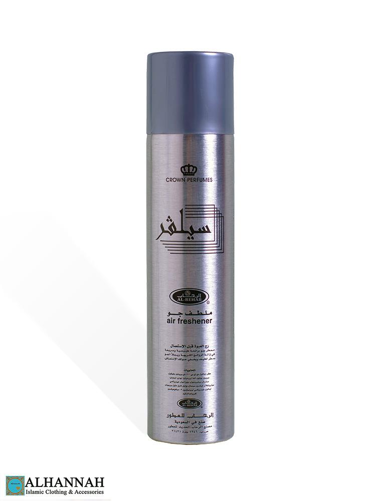 Al Rehab Silver Air Freshener
