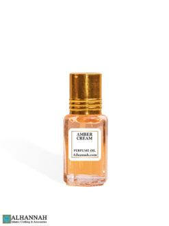 Amber Cream Attar Perfume