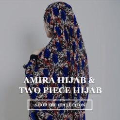 Al Amira Hijab & Two Piece Hijab