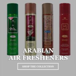 Arabian Air Fresheners